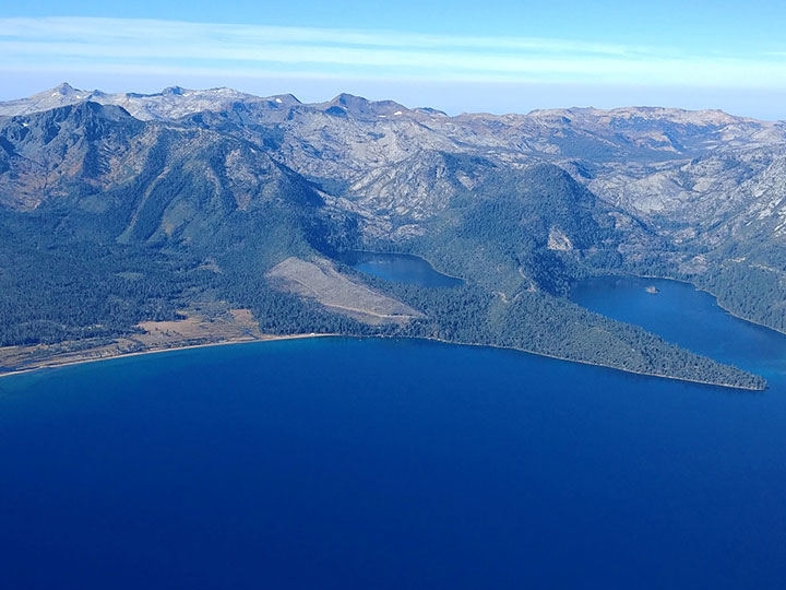 emerald bay float plane tours