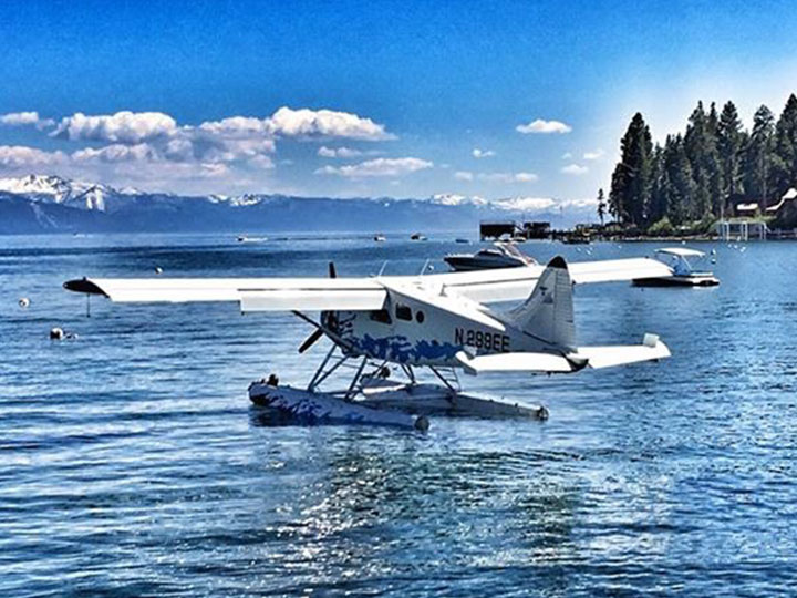 north lake seaplane tours