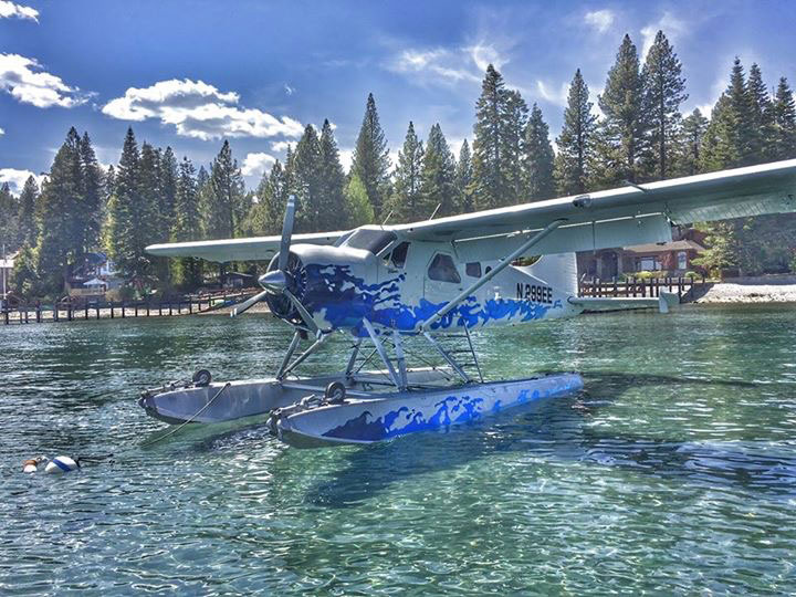south lake tahoe seaplane tours